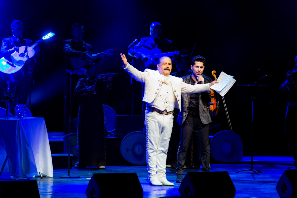 Rigoberto Gomez Cova y Santiago Alberto
