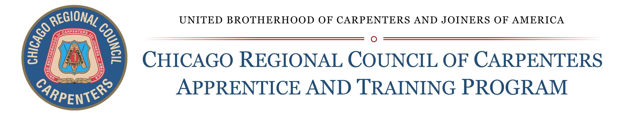 Chicago Regional Council of Carpenters Logo