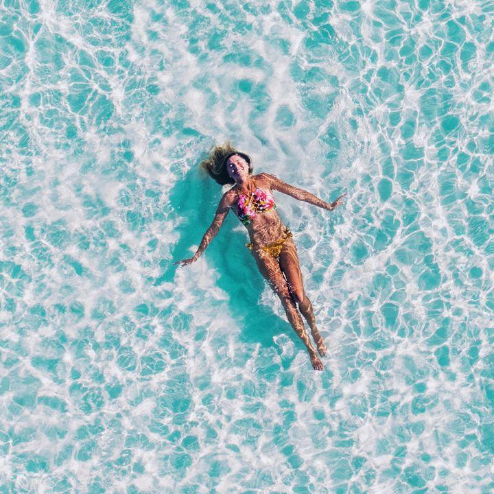 Azure Aqua Spa - Floating Woman
