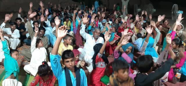 Preaching in Pakistan
