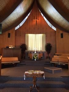 Worship sanctuary pic