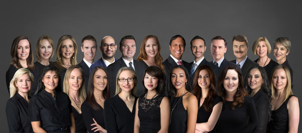 Spectrum Dermatology Providers Group Photo