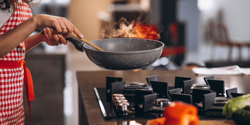 ¿Por qué elegir Gas LP para cocinar?