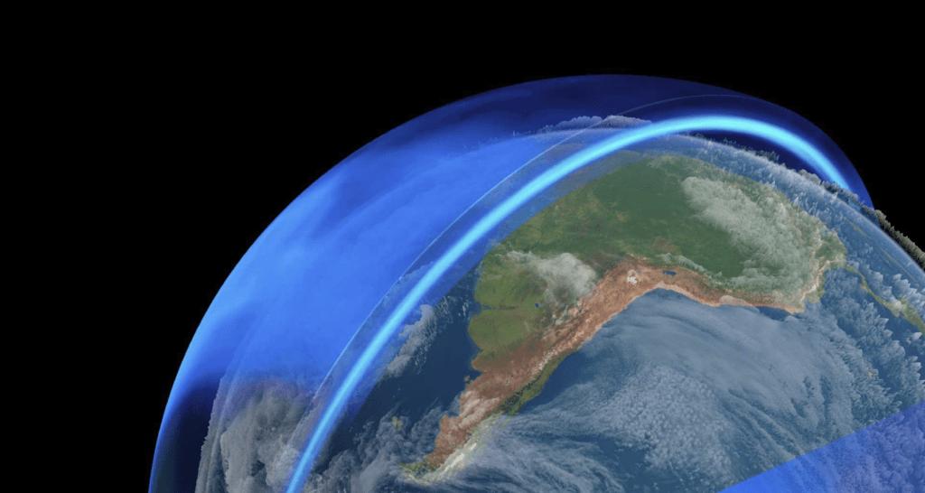 Gas LP, para preservar la capa de ozono.