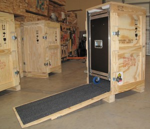 Crating: In-House or Off-Site