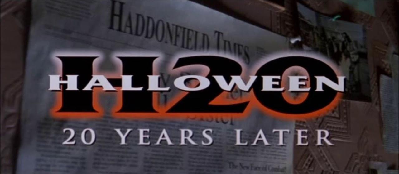 Happy Birthday Halloween H20