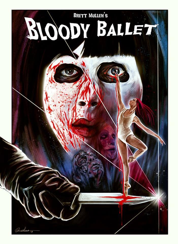 Matthew Therrien Horror Artist
