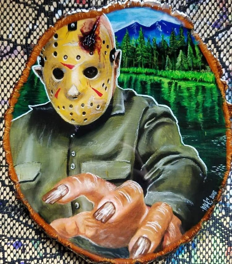 Horror Art Art of the Creeps
