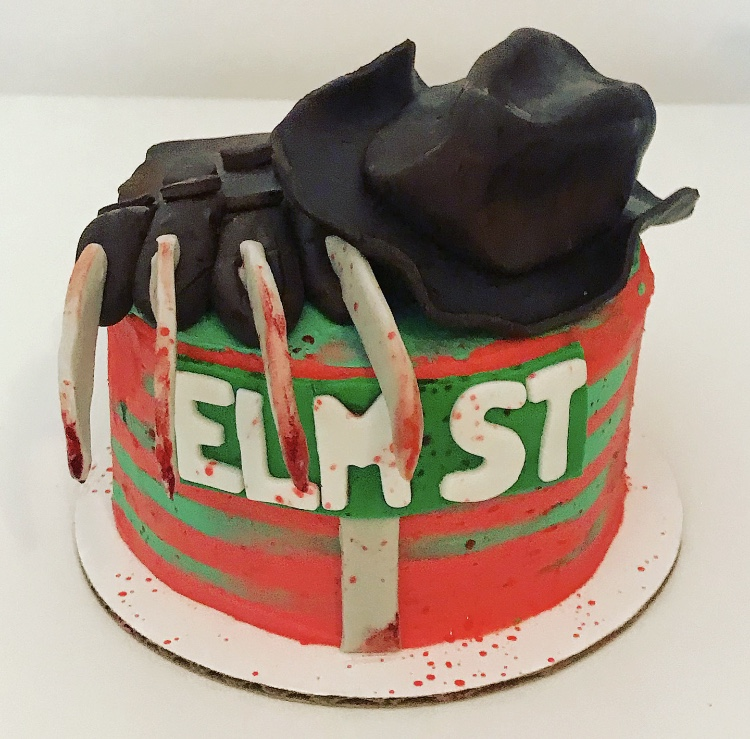 a nightmare on elm street cake recipe