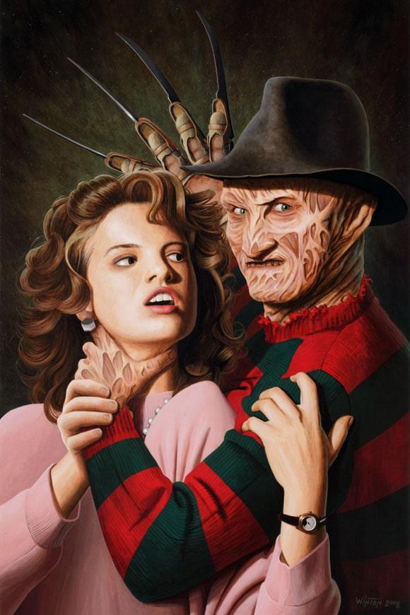 Byron Winton Horror Artist