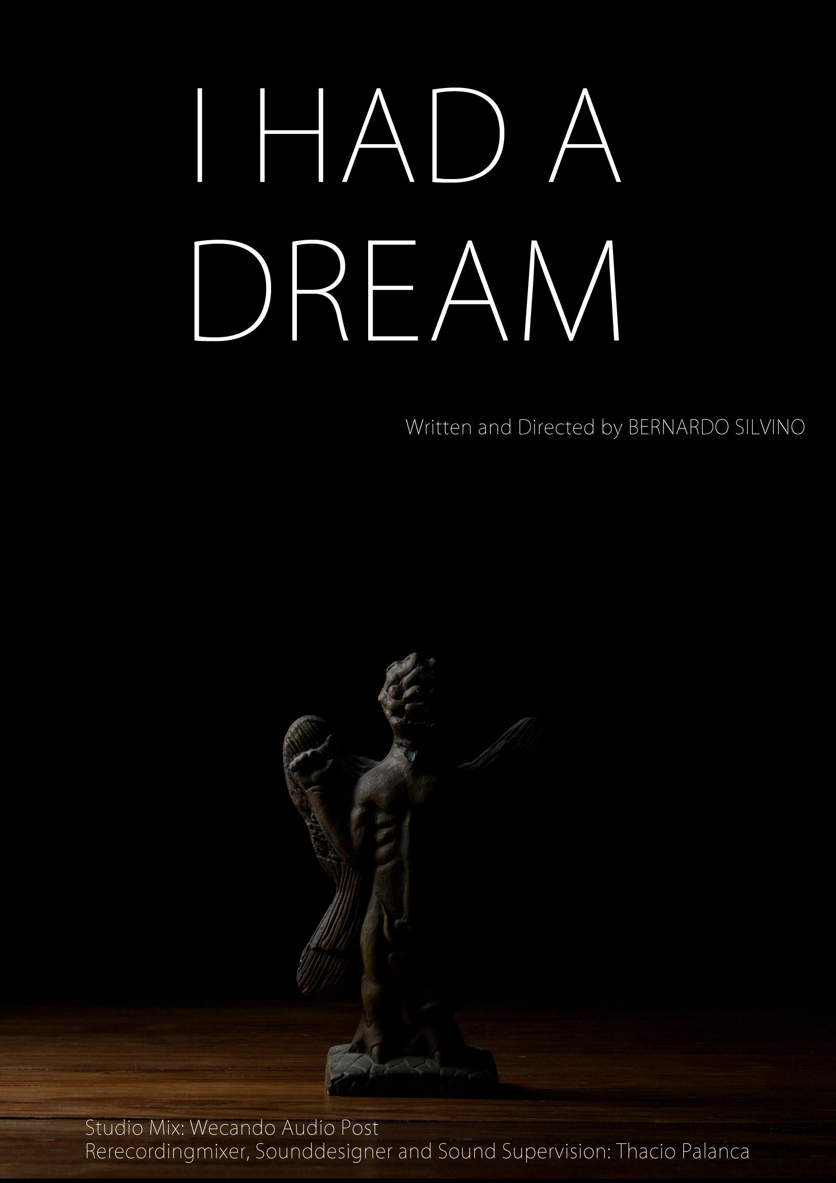 Bernardo Silvino I Had a Dream