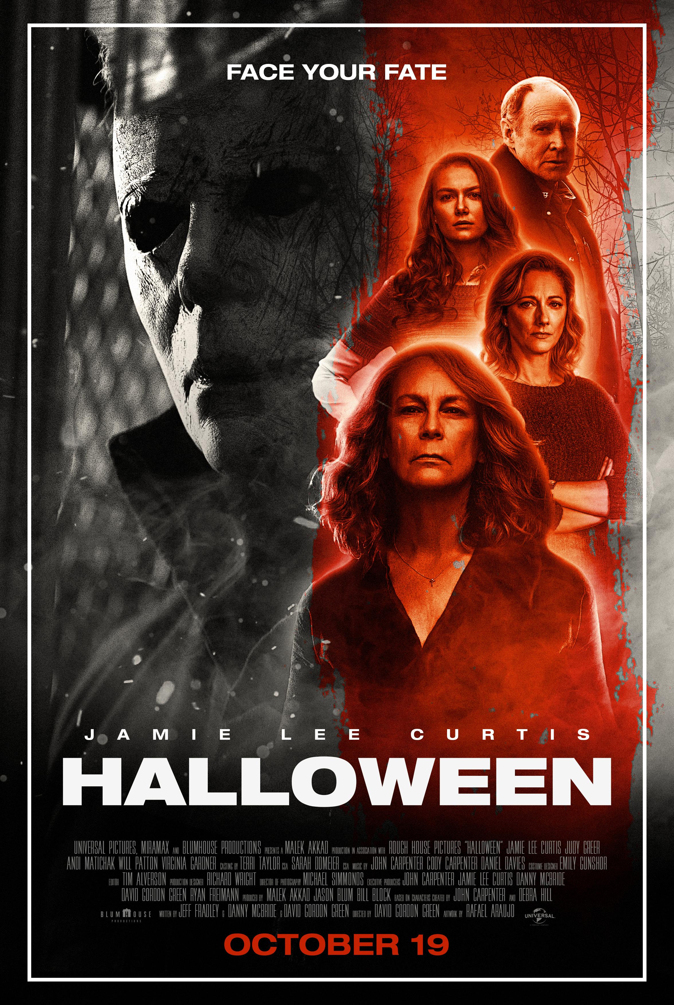 Rafael Araujo Horror Art and Posters