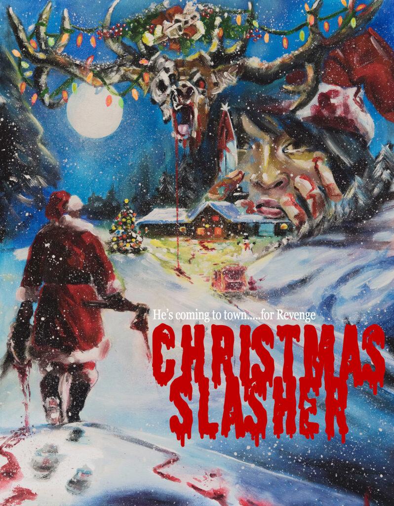 Christmas Slasher Lady Destiny Productions