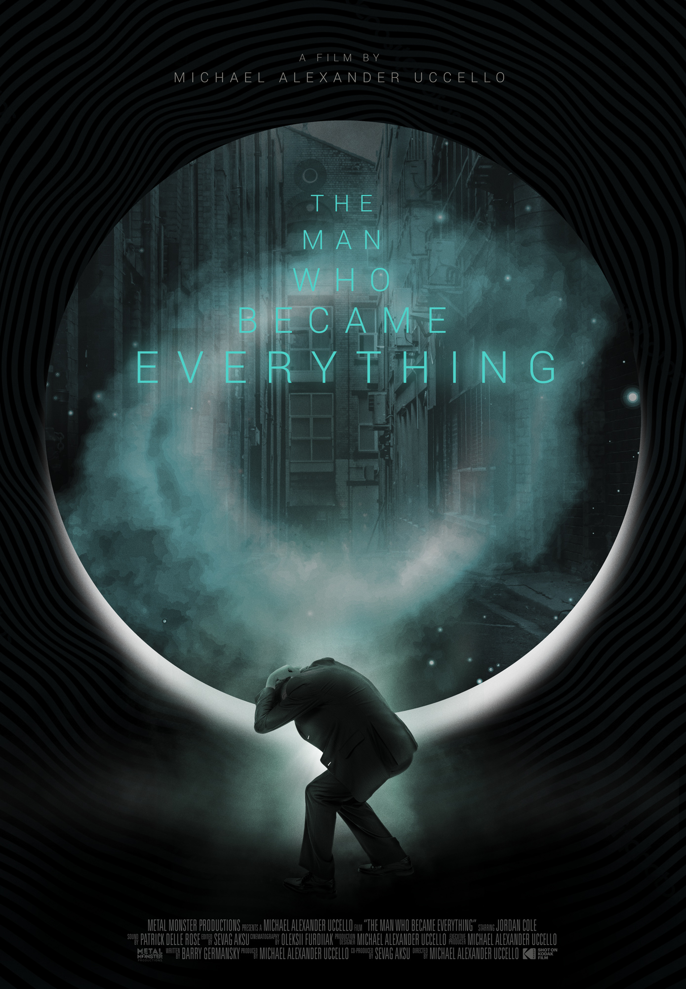 the man who became everything by Michael Alexander Uccello