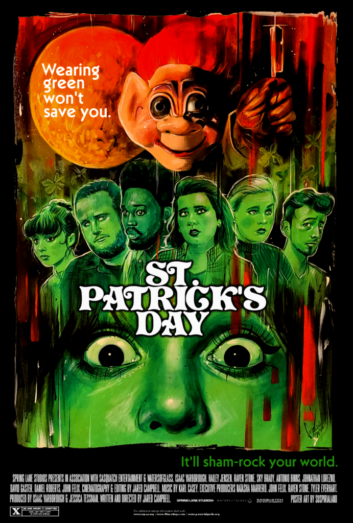 St. Patrick's Day Horror Film