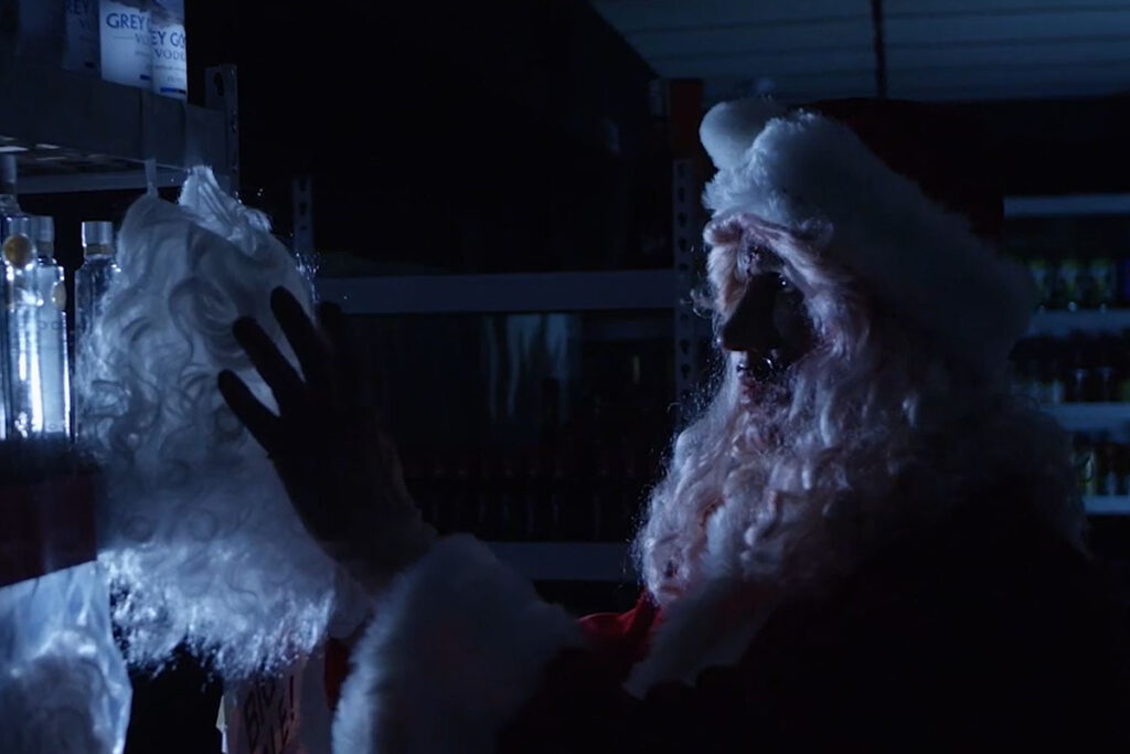 santastein christmas horror