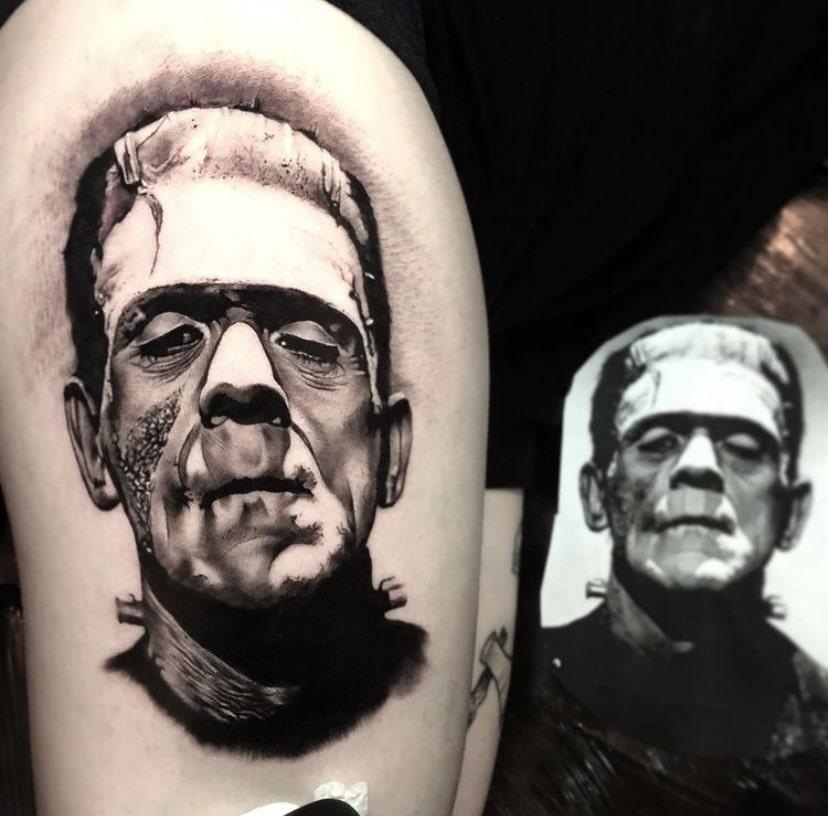Kyle Williams Horror Tattoo Artist