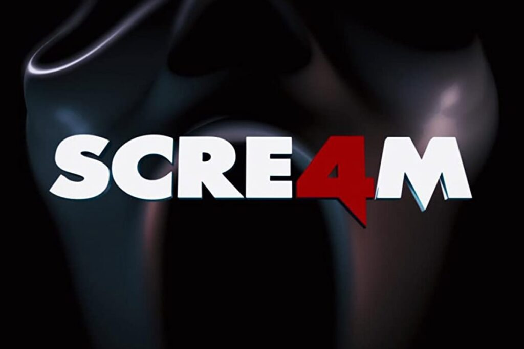 scream 4 horror facts