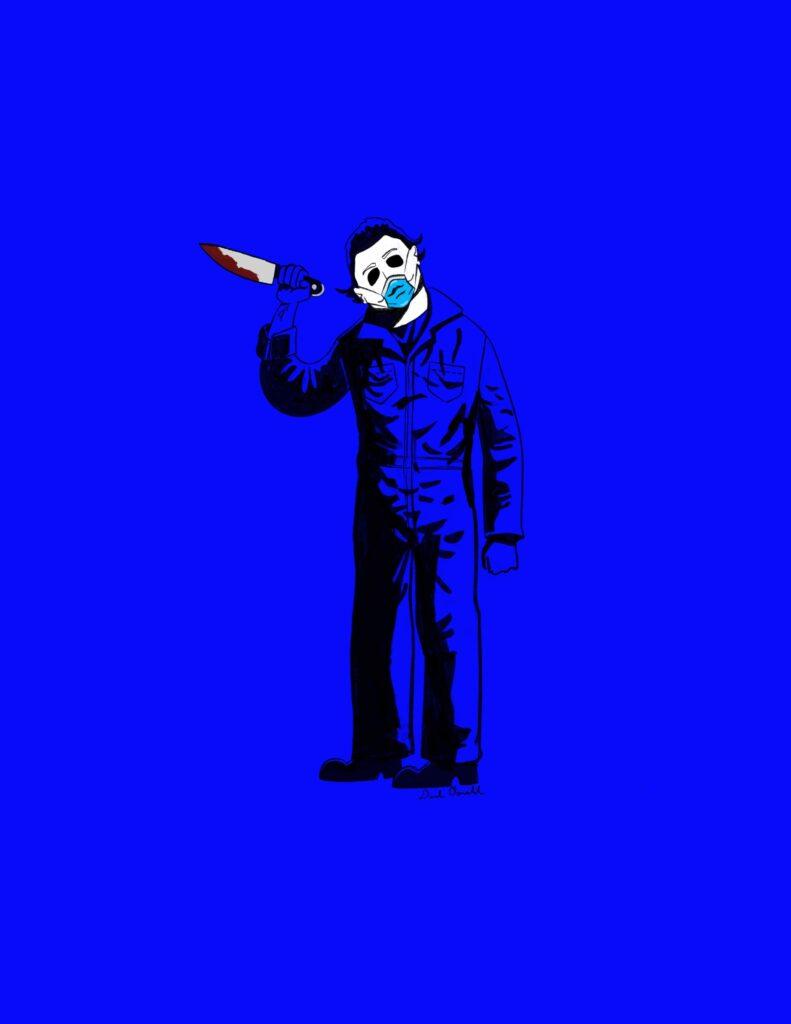 David Oswald Horror Art
