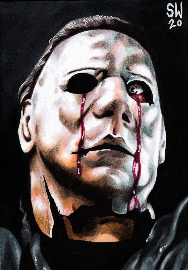 Scott Watson Horror Art