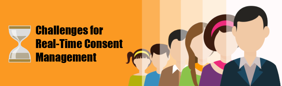 Real time consent management
