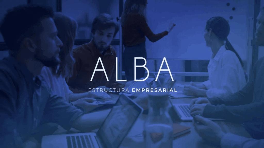 img alba estructura empresarial alba studio