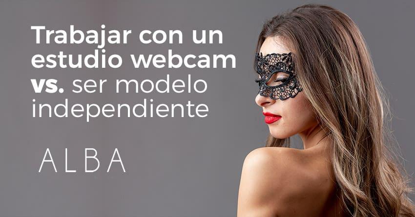 img articulo4 trabajar con un estudio webcam o ser modelo independiente alba studio