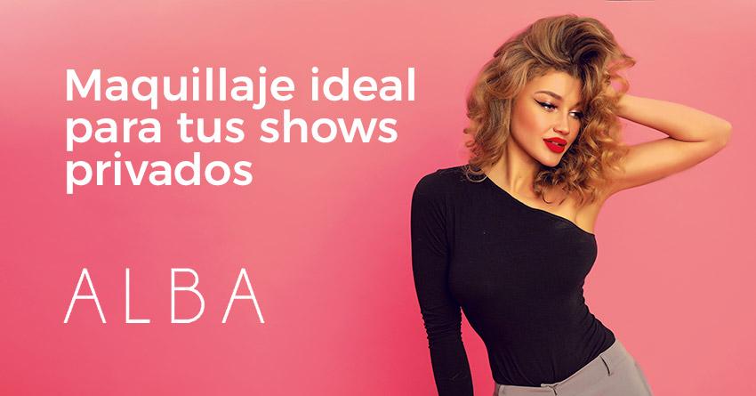 img articulo5 maquillaje idea para tus shows privados