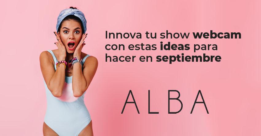 Articulo Innova tu show con estas ideas para hacer en septiembre