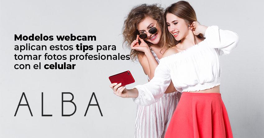 Articulo Modelos webcam aplican estos tips para tomar fotos profesionales con el celular