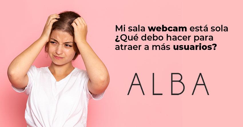 Img Artuculo Mi sala webcam esta sola que debo hacer para atraer a mas usuarios