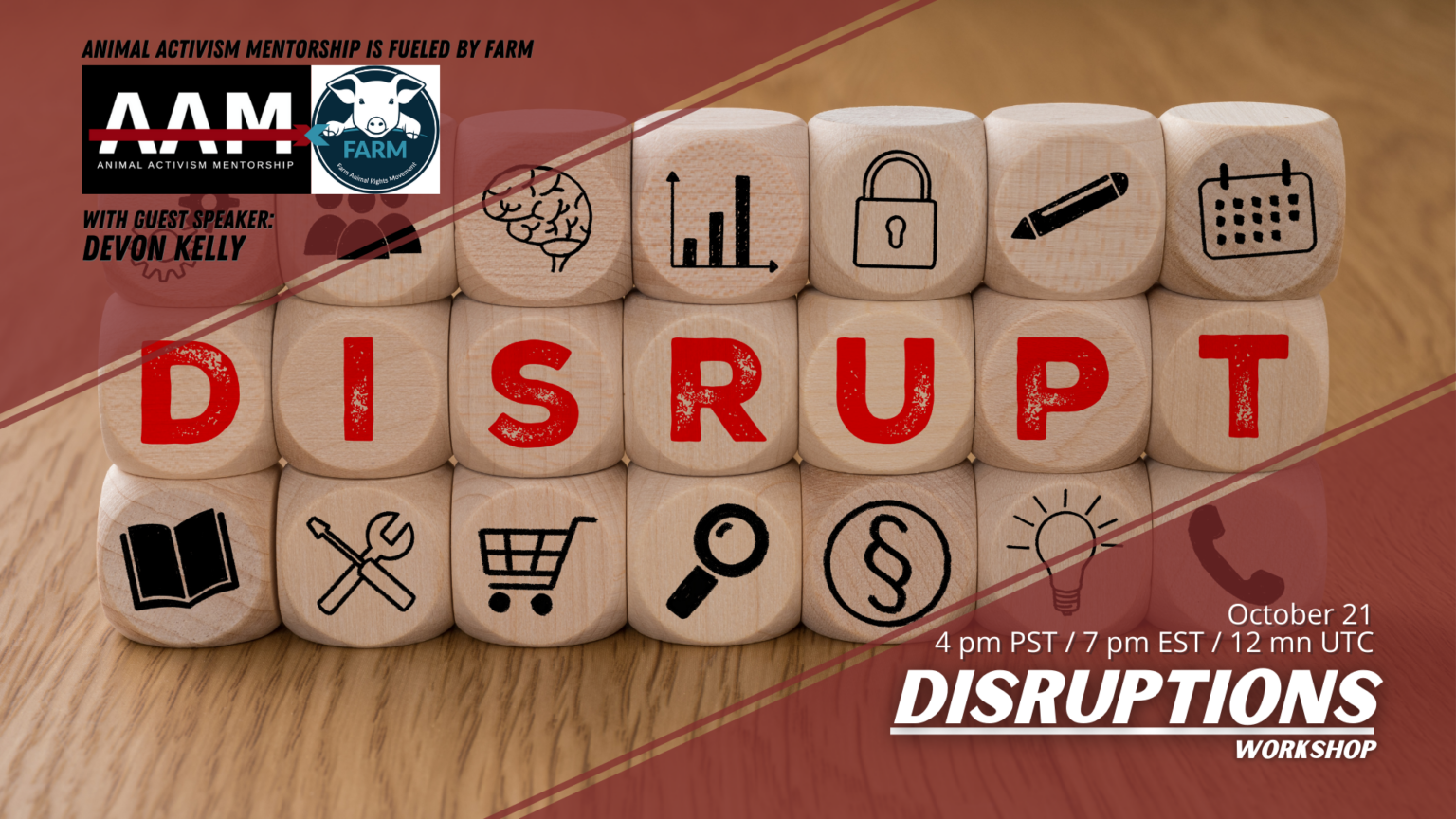 AAM Disruptions Workshop v2