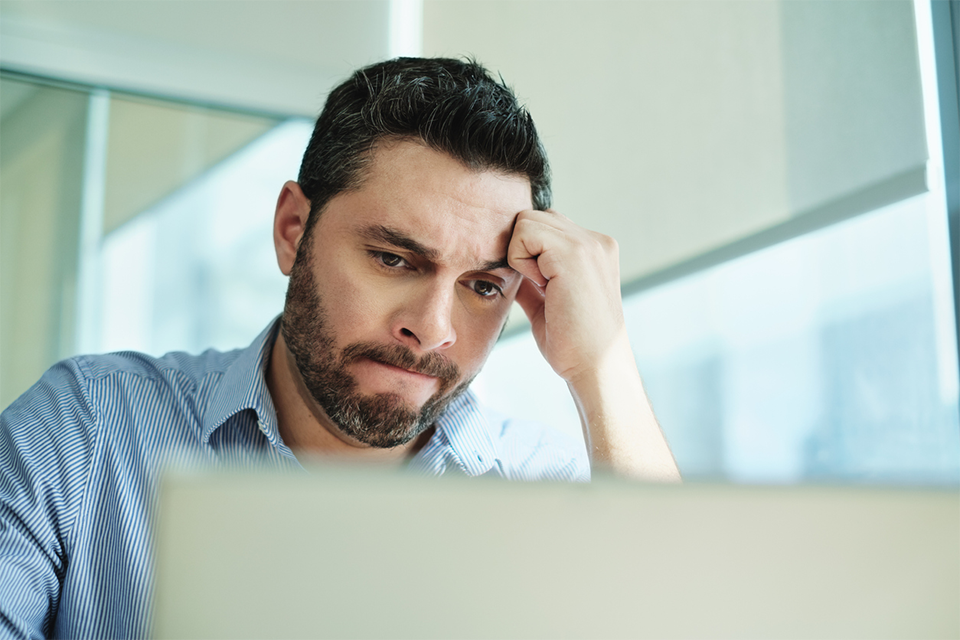 cant read wont buy foreign man frustrated computer ecommerce