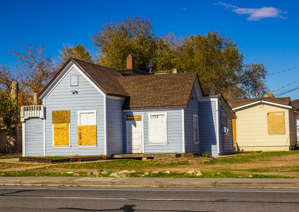 Distressed Homes