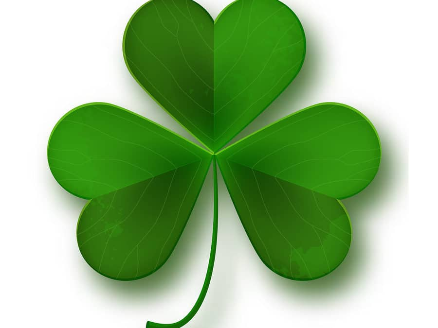 St. Patrick and the Shamrock