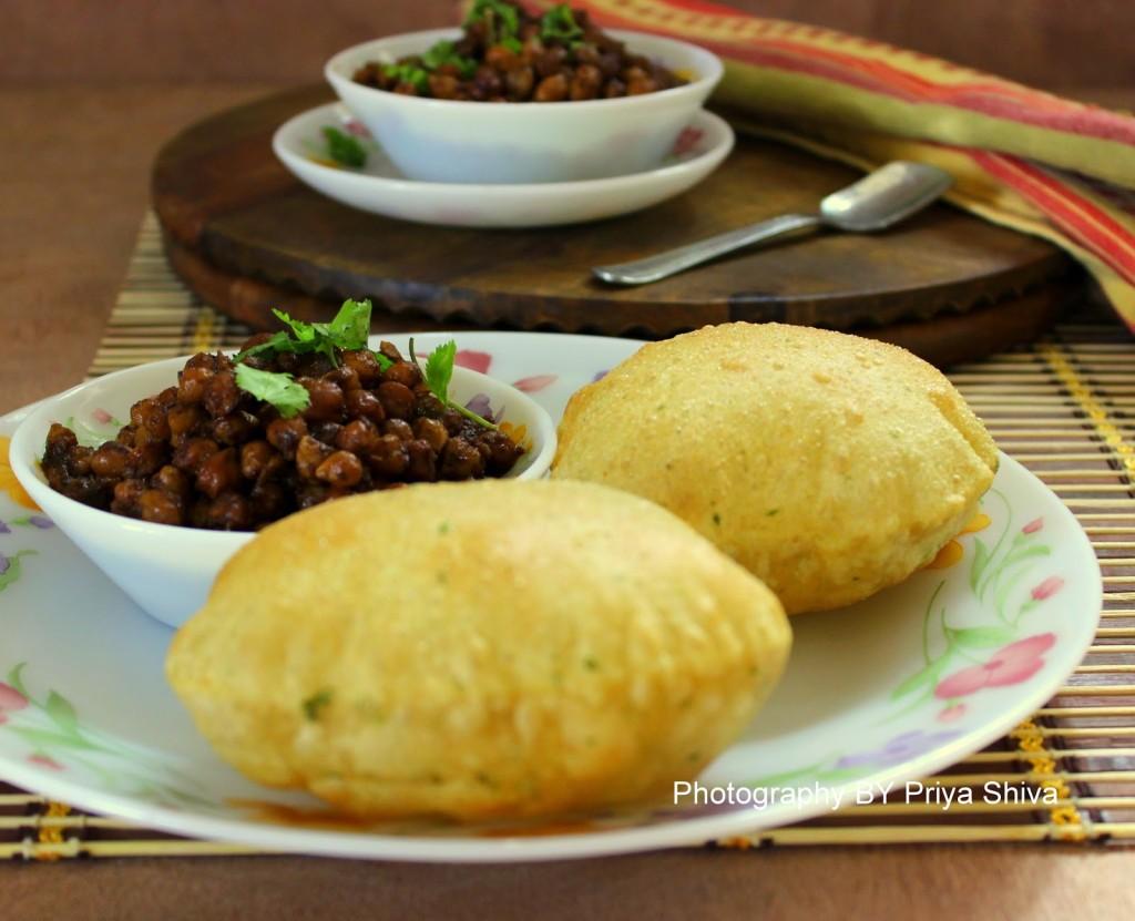 masala poori, poori, flat bread, recipe