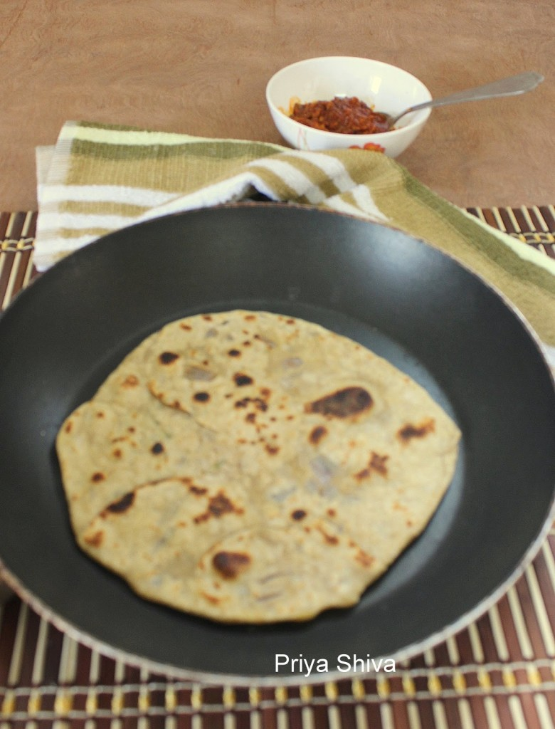 paratha, recipe