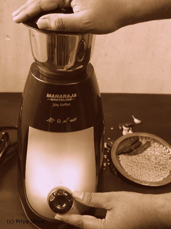 Maharaja whiteline Joy Turbo mixer grinder