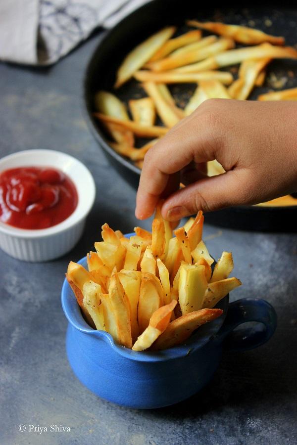 sweet potato french fries recipe
