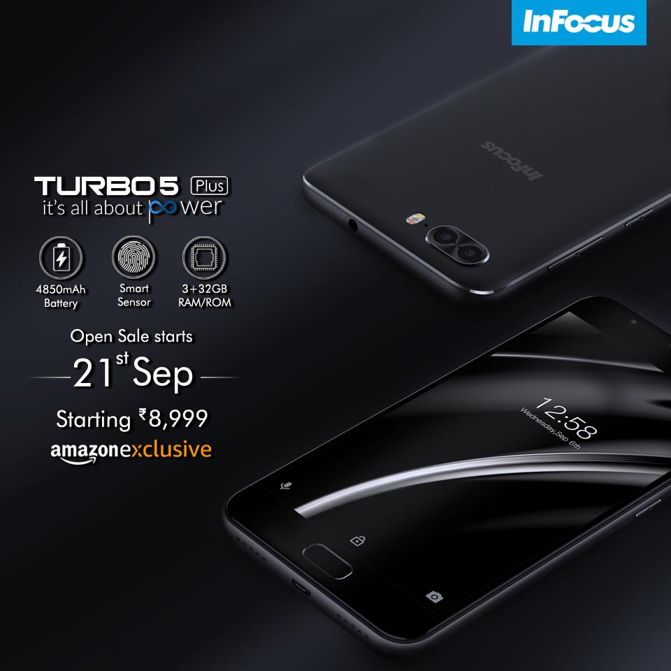 Turbo5+ infocus
