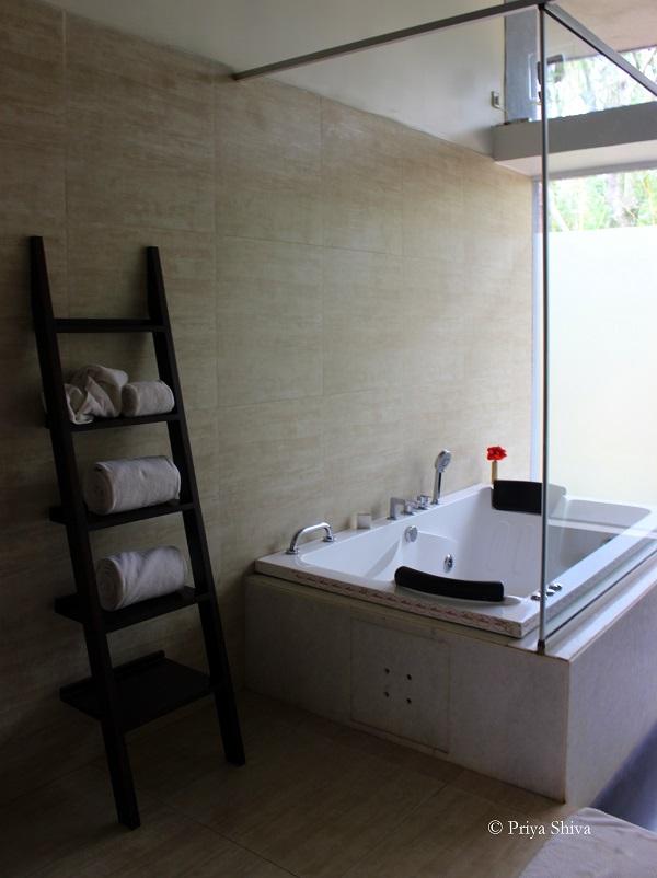 qahva suite private jacuzzi