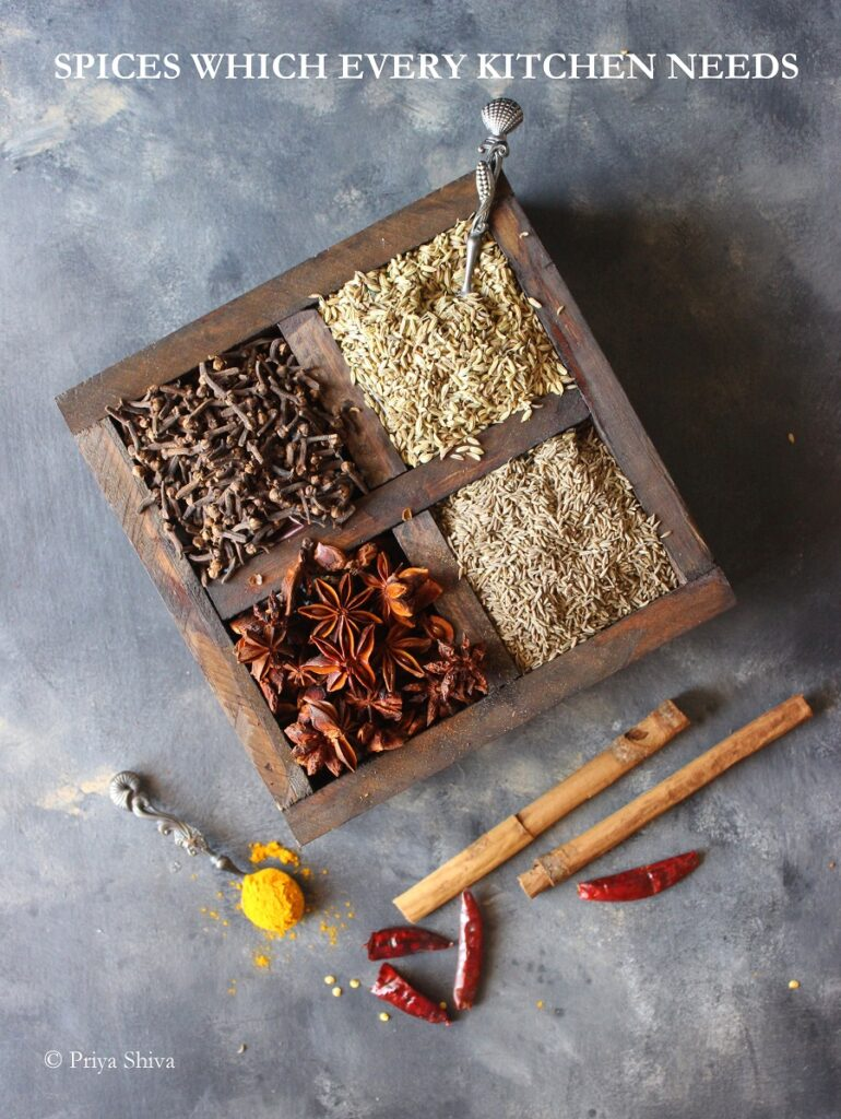 Spices Which Every Kitchen Needs