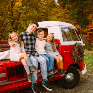VW Truck Christmas Session!