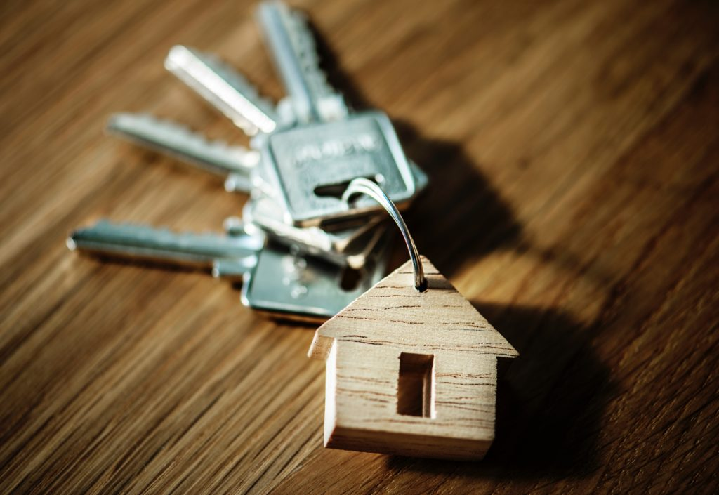 Keys for a home