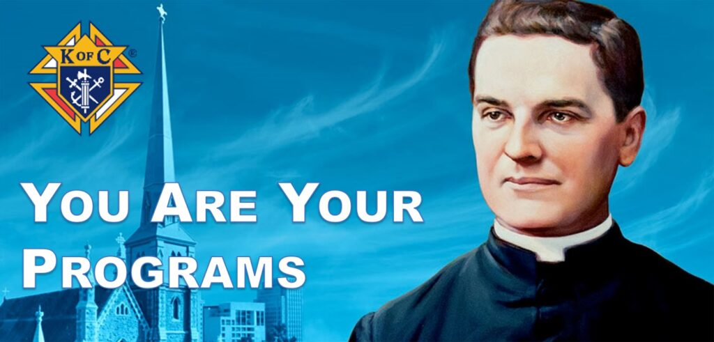 YOU ARE YOUR PROGRAMS