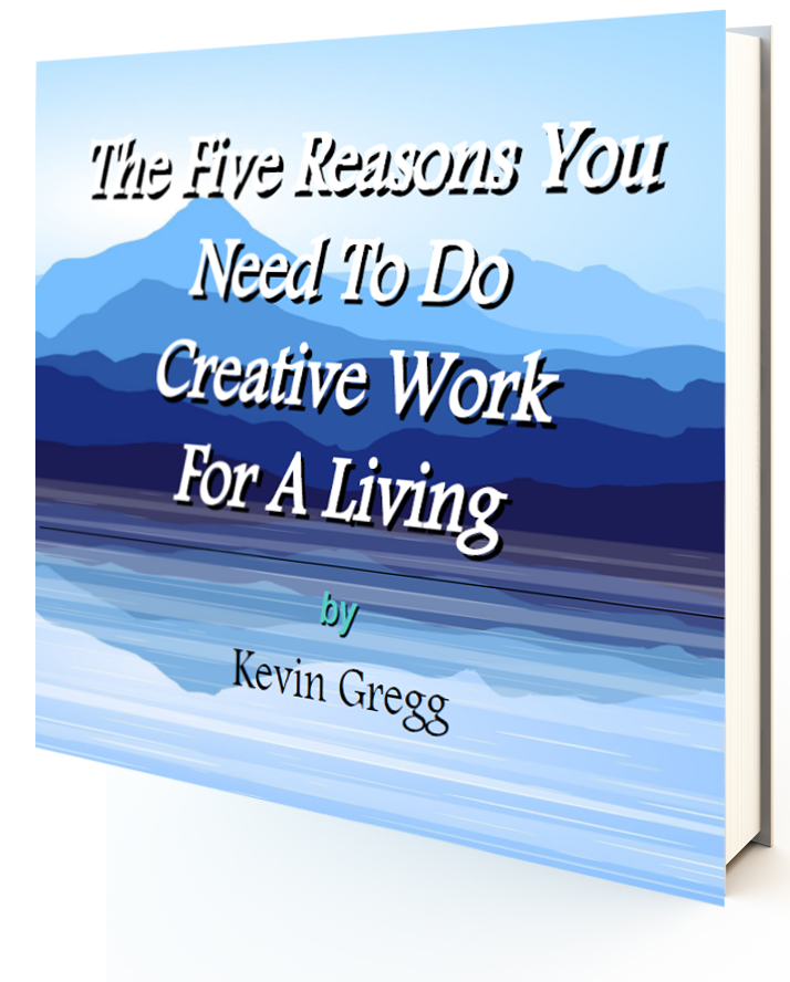 Five Reasons Creative Work
