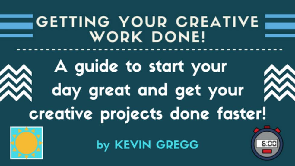 Creative Work Banner