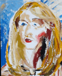 Palette Knife Portrait 3