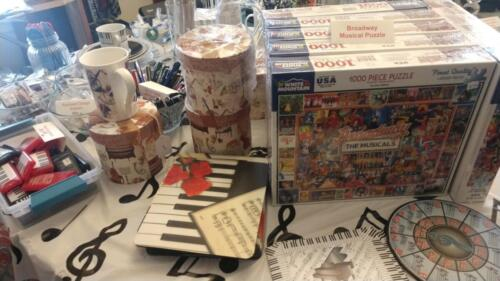Broadway Puzzles, Mugs and more