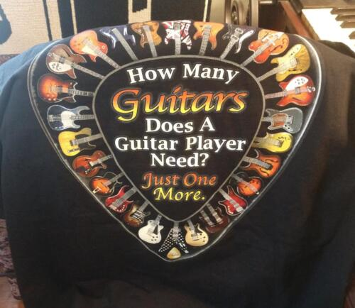 T-Shirts for Guitarists